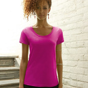 Women's Featherweight Scoopneck T-Shirt